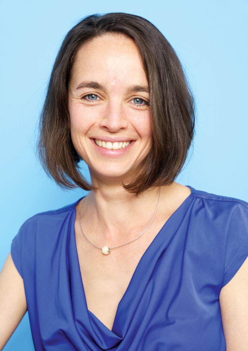 Jennifer Champion : Freebulle, l'appli pour les enfants et les enfants